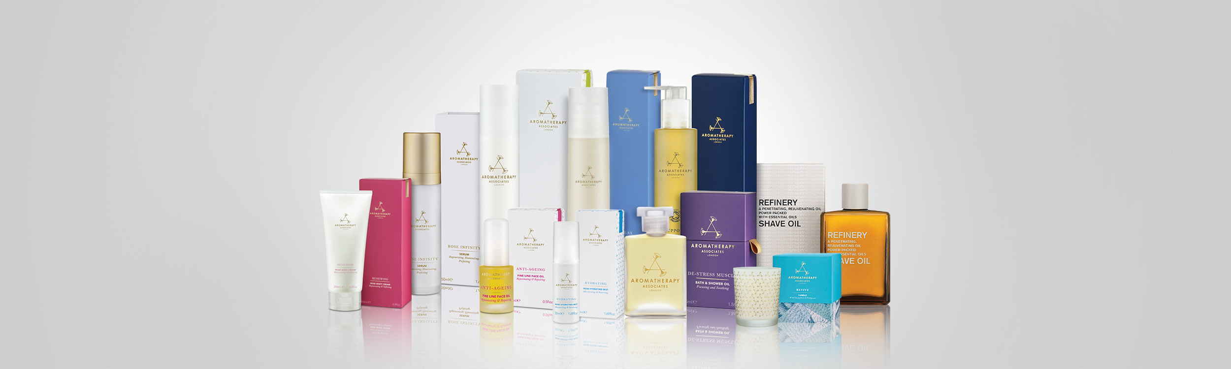 Aromatherapy Associates Skincare Products At Dermacare